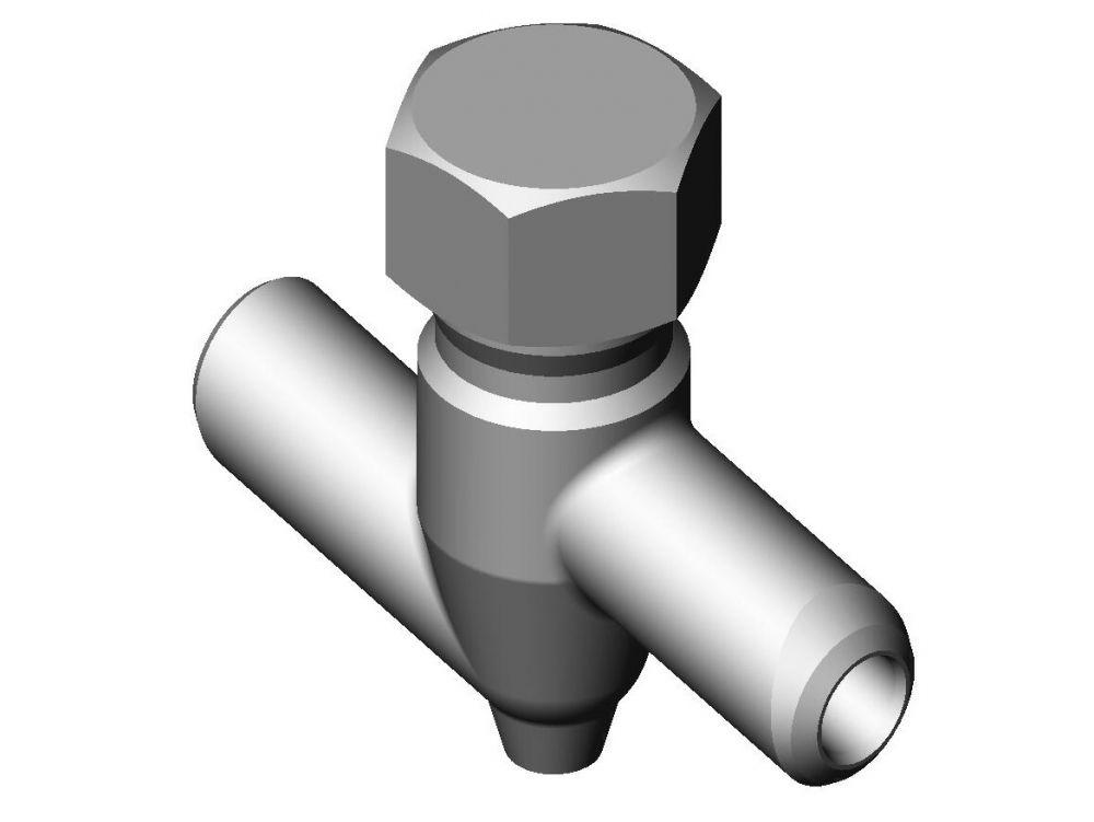 Клапан обратный 3с-6-2