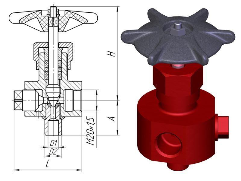 Промышленная трубопроводная арматура: назначение и классификация